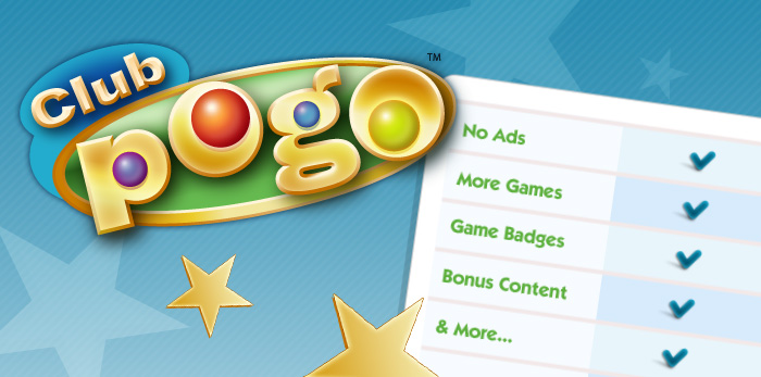 pogo com exclusive games