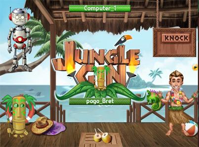 Enjoy 4th of July Themed Bingo Luau and Summer Themed Jungle