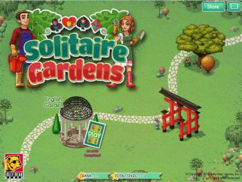 Mahjong Garden Pogo Garden Ftempo