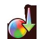 UI_ICO_DropMulticolor