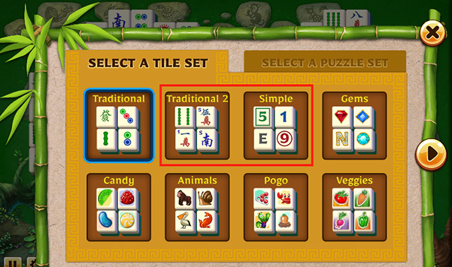 Coming Soon – New Tiles Sets for Mahjong Garden HD!
