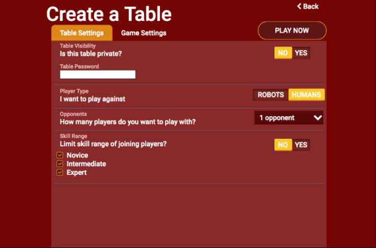 How to Find Games in the Newly Updated SCRABBLE Game